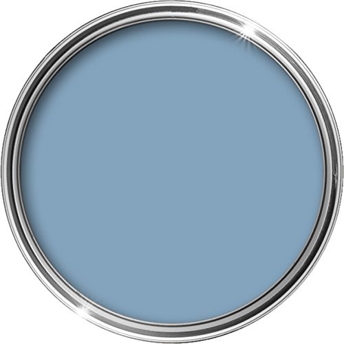 HQC Masonry Paint 2.5L (Pale Blue)