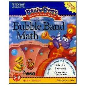 Brain Bytes: Bubble Band Math (PC/Mac)