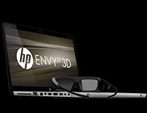 "HP envy 17t-3200 3d Edition laptop: 3rd Generation Quad core i7-3610Qm 2.3Ghz, 8GB Memory, 1TB Hard Drive, 17.3"" Full HD 3D Infinity Led-Backlit LCD 1920x1080, Blu-Ray Combo, 1GB Radeon HD 7850M, Backlit Keyboard, Wireless a/b/g/N, BlueTooth, Adobe Photos"