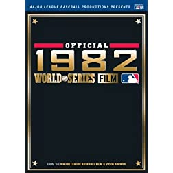 Official 1982 World Series Film
