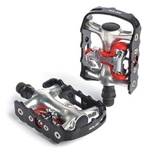XLC Alloy MTB Trekking Pedal, Black by XLC