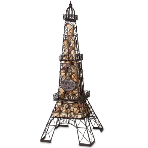 Epic Products Cork Cage, 25-Inch, Eiffel Tower front-1039381