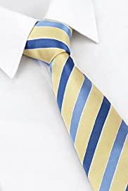 Ultimate Pure Silk Striped Tie
