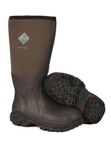 MuckBoots Men's Arctic Pro Hunting Boot,Bark,13 M US Mens (Hunting Boots For Men Insulated compare prices)