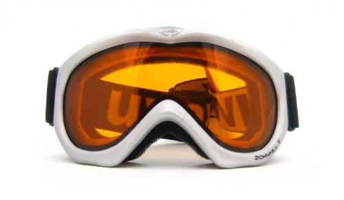 uvex downhill II Skibrille / Snowboardbrille - silver