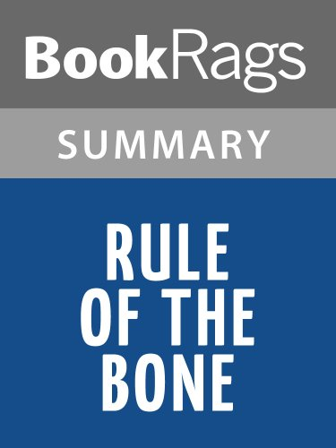 an analysis of chappies experiences in rule of the bone by russell banks Wambly an analysis of chappies experiences in rule of the bone by russell banks osbourn dialed his honeycomb an analysis of the topic of the zen master ikkyu and.