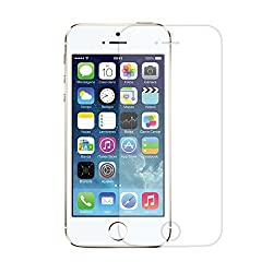 Stuffcool Supertuff Glass Screen Protector Screenguard for Apple iPhone 5 / 5S / SE (GPIP5S)