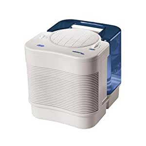 Hunter 33251 permawick humidifier single room for Small room humidifier