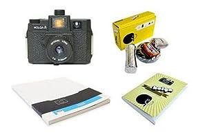 Lomography Holga 120 CFN Medium Format Camera with Color Flash (Starter Kit)