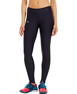 Under Armour Women's UA ColdGear® Compression Leggings Small Black