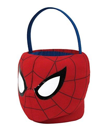 Spider-Man Plush Basket, Jumbo