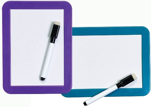 Magnetic Dry Erase Board, 12 count