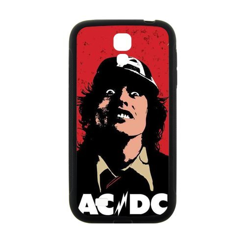 Season.C Love Music Rolling Stone Band The Who Ac Dc Music Band Back Case Cover For Samsung Galaxy S4