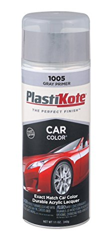 PlastiKote 1005 Gray Primer Automotive Touch-Up Paint - 11 oz. (Touch Up Paint For Cars Avalon compare prices)