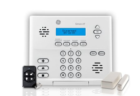Livewatch Wireless Home Alarm Monitoring System Package front-277879
