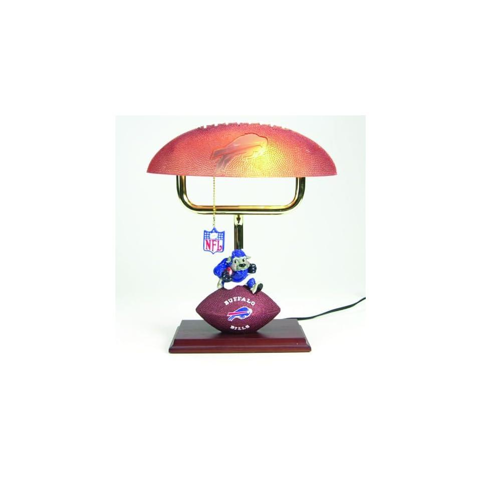 14 NFL Buffalo Bills Football Mascot Office Desk Lamp