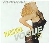 echange, troc Madonna - Vogue