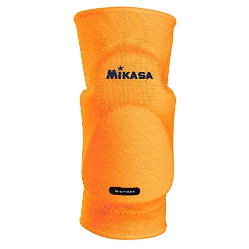 Mikasa-Ginocchiere Kobe, Unisex, Knieschoner KOBE, Neon arancio