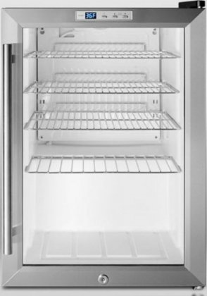 Commercial Beverage Cooler front-25138