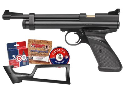 Quick Shot (Crosman 2240 CO2 Pistol) air pistol