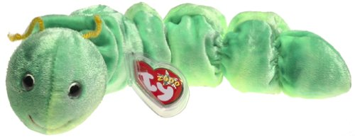 TY Beanie Baby - SQUIRMY the Worm