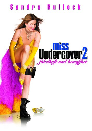 Miss Undercover 2 [VHS]