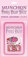 Steve Jackson Games Munchkin Fairy Dust Dice