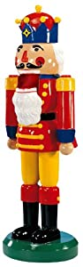 Large Life Size Nutcracker Outdoor Christmas Decorations [55-24016-118 ]