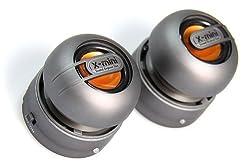 X-Mini Max Capsule Speaker-Gun Metal