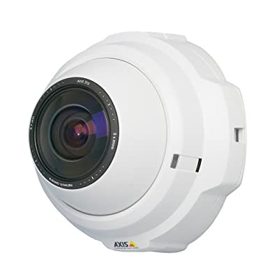 Axis 212 Ptz Network Camera Pan Tilt Zoom with No Moving Parts