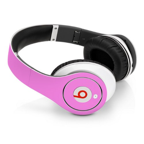Beats Studio Full Headphone Wrap In Bubble Gum Pink (Headphones Not Included)