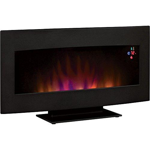 Chimneyfree Contemporary Electric Fireplace - 4600 Btu, Model# 34Hf600Gra