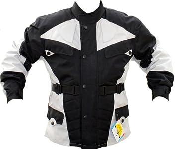 Veste de motard en textile respirant XS-5XL