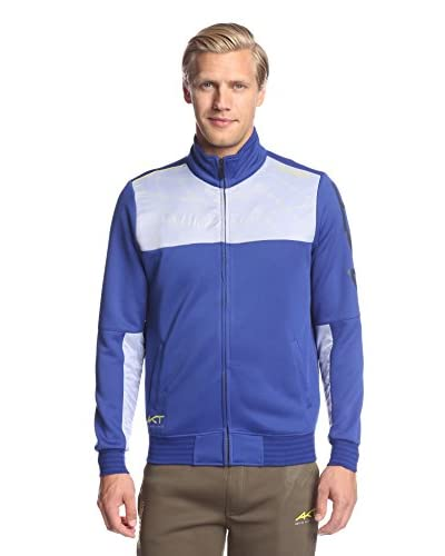 Kappa Men's Slim Fit Interlock Jacket