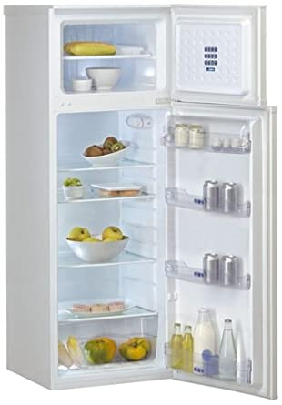 Whirlpool WTE2511A+W Réfrigérateur 2 portes pose libre 252L Classe: A Blanc