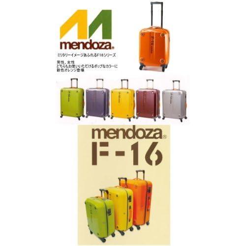 メンドーザ(mendoza)F-16シリーズ スーツケース 80L レッド54-29016-red