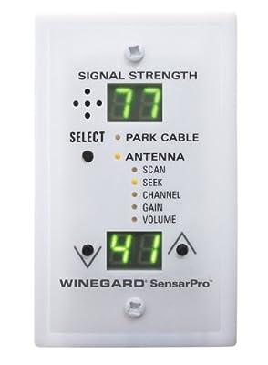 Winegard SensarPro TV Signal Strength Meter