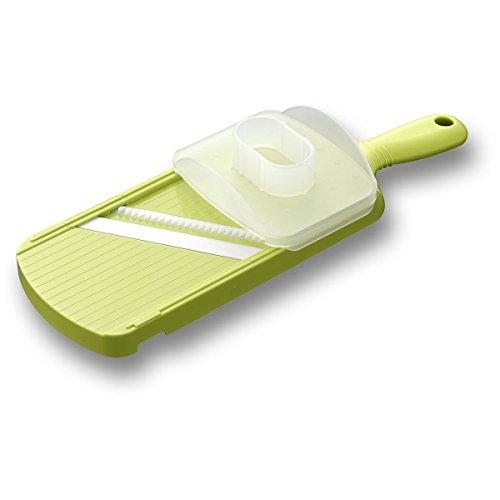 Kyocera Advanced Ceramic Wide Julienne Slicer, Green (Kyocera Slicers Julienne compare prices)
