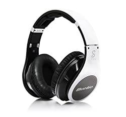 BlueDio Brand R 8 Track Hi-fi Wireless Bluetooth 3.0 Headset Headphones with Microphone