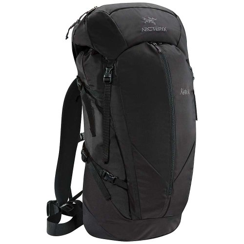 B006UFA8DS Arcteryx Kea 30 Backpack Black Regular/Tall