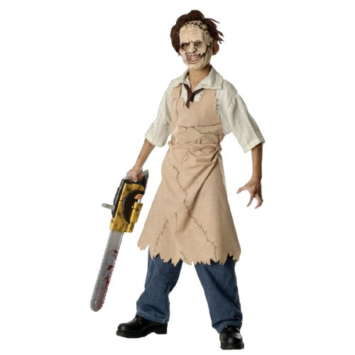 Texas Chainsaw Massacre Leatherface Child Costume