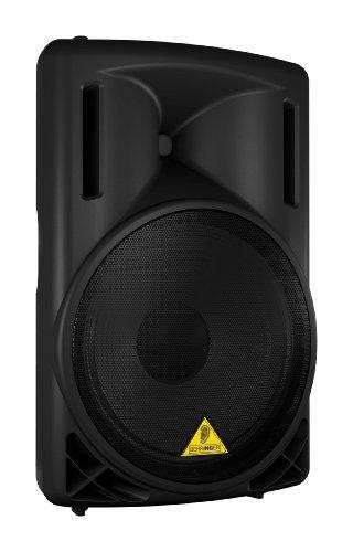 """Behringer B215D Powered Speaker (550 Watts, 1X15""""), Black"""
