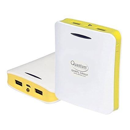 Quantum QHM10400 10400mAh Dual-Port Power Bank Image