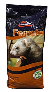 Chudley's Ferret Food Dry Mix 15 kg
