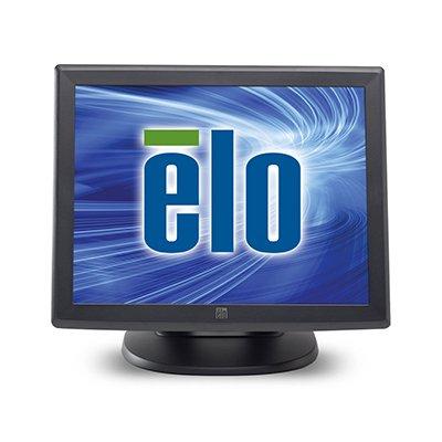 Elo 1000 Series 1515L Lcd Desktop Touchscreen Montior - 15-Inch - 5-Wire Resistive - 1024 X 768 - 4:3 - Dark Gray