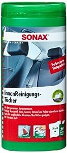 SONAX 04122000 InnenReinigungsTücher Box