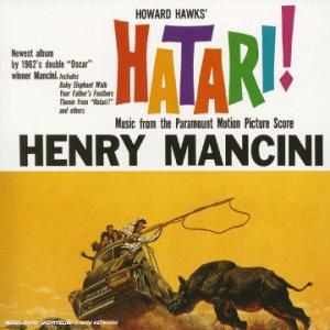 Henri Mancini - Hatari 41YK8N6P3SL