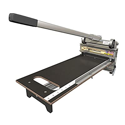Bullet Tools 9 inch EZ Shear Sharpshooter Siding and Laminate Flooring Cutter