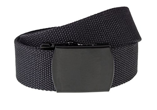 us-army-military-style-web-webbing-belt-cotton-black