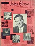 Jackie Gleason Song Album of Recorded Hits [Songbook]